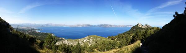 La Victoria Mallorca Panorama